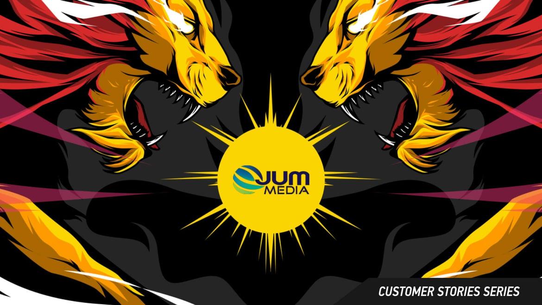 Customer Stories Series - Jum Media