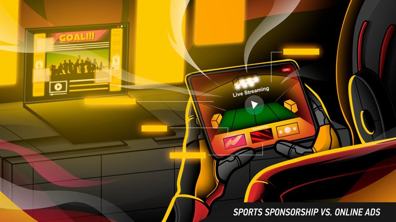 Sports Sponsorship Vs. Online Ads Blog Series-Feature Image